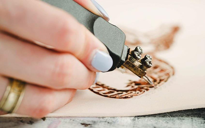 pyrography pen