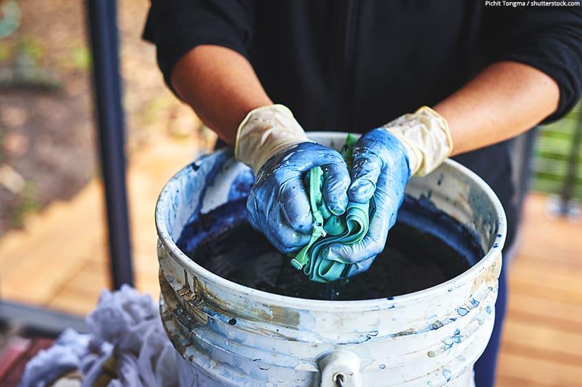 best fabric dye