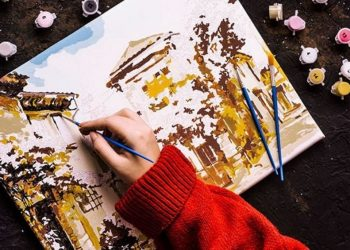 adult paint by numbers