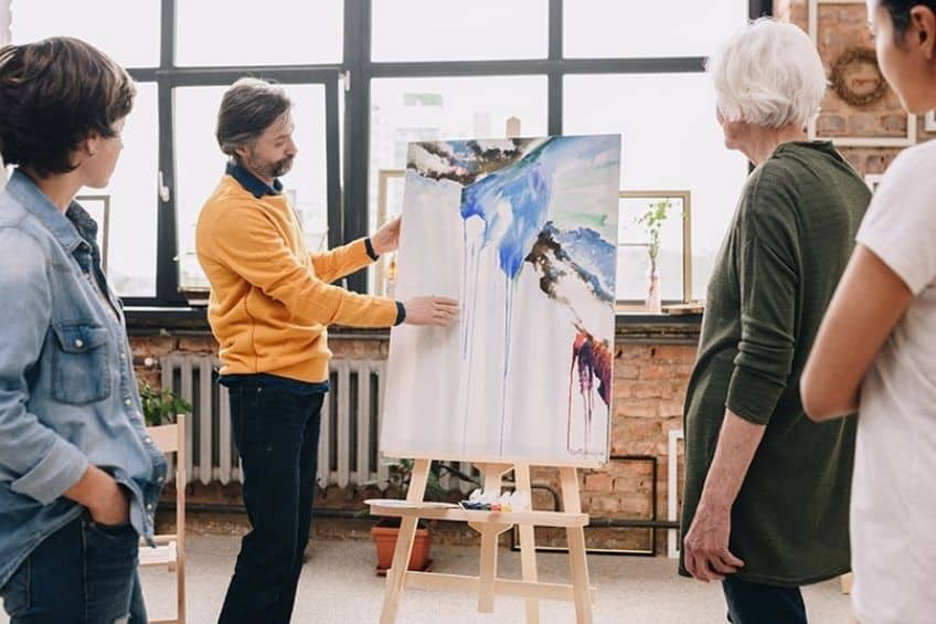 how to sell artwork