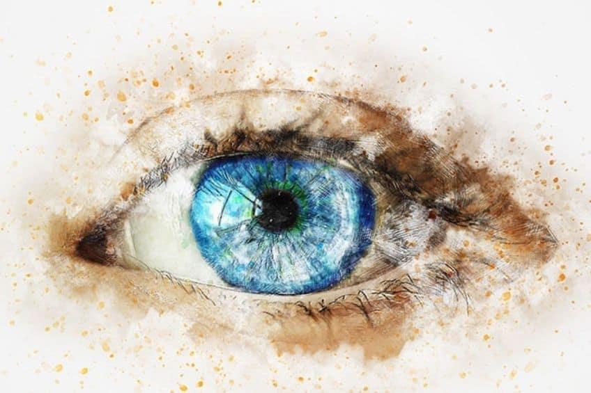 painting inspiration eye
