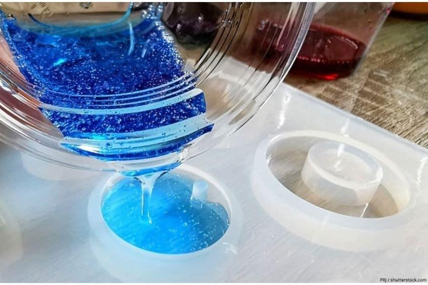 resin art techniques