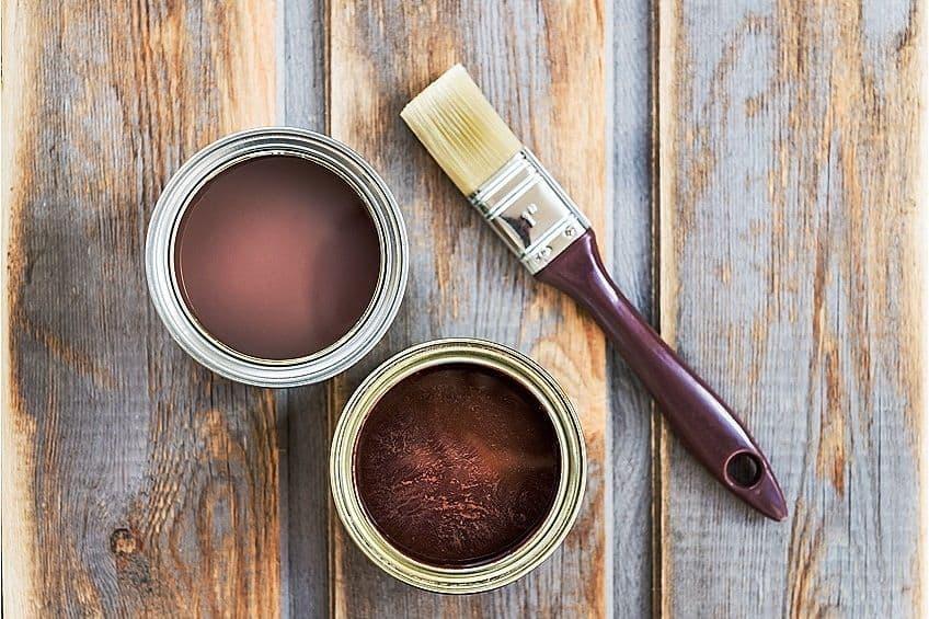 best brush for staining