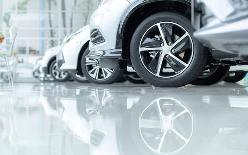 epoxy garage floor cost
