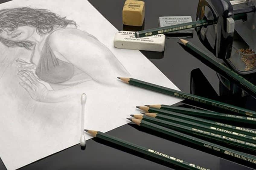 hardness of pencils