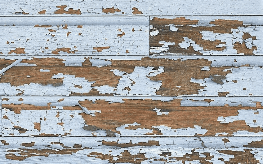 how to remove paint from wood floor