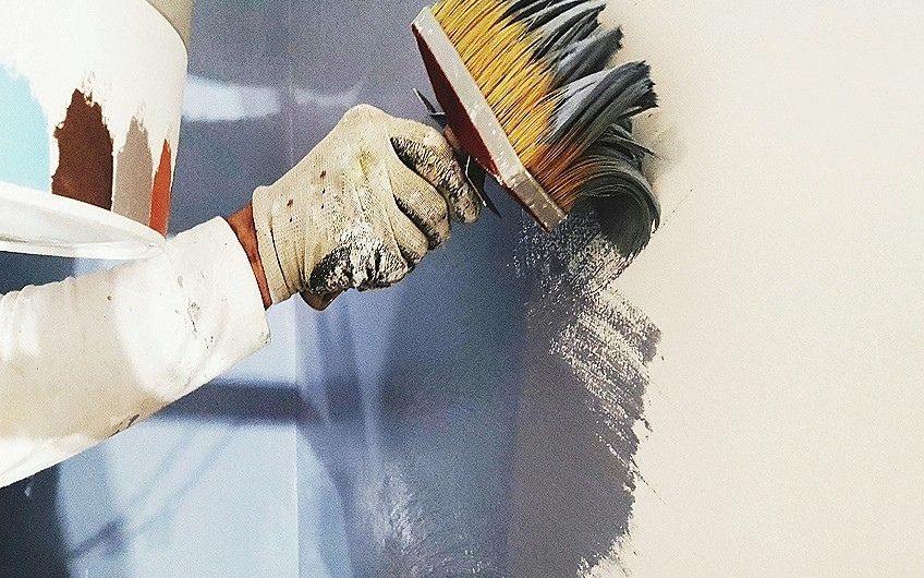 latex paint