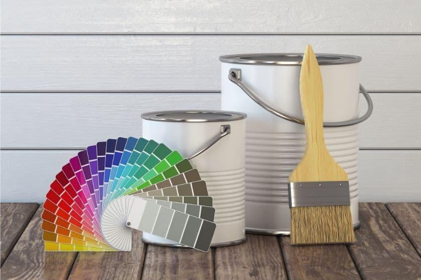 metal paint colors