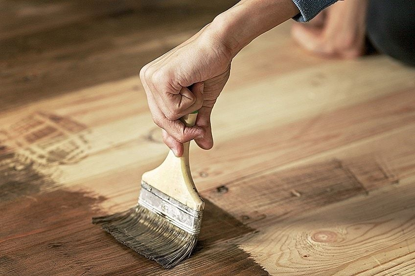 water based flooring finishes