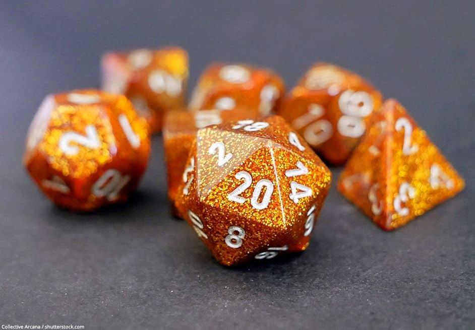 dice casting