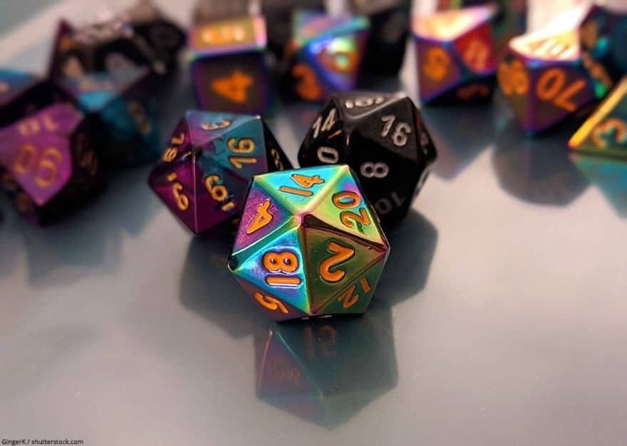 how to make dice molds