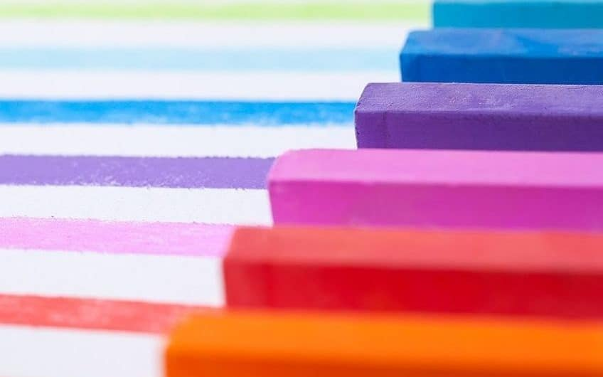 pastels sticks