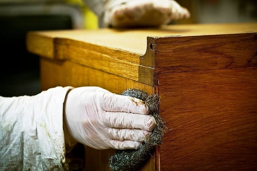 wax woodworking