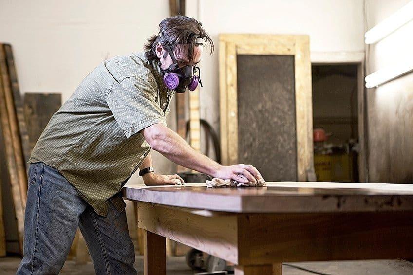 wood countertops DIY