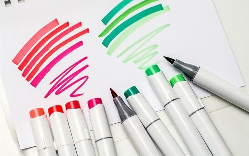 best alcohol markers
