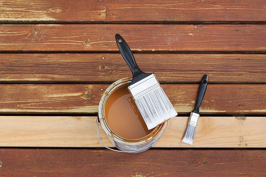 best stain for cedar