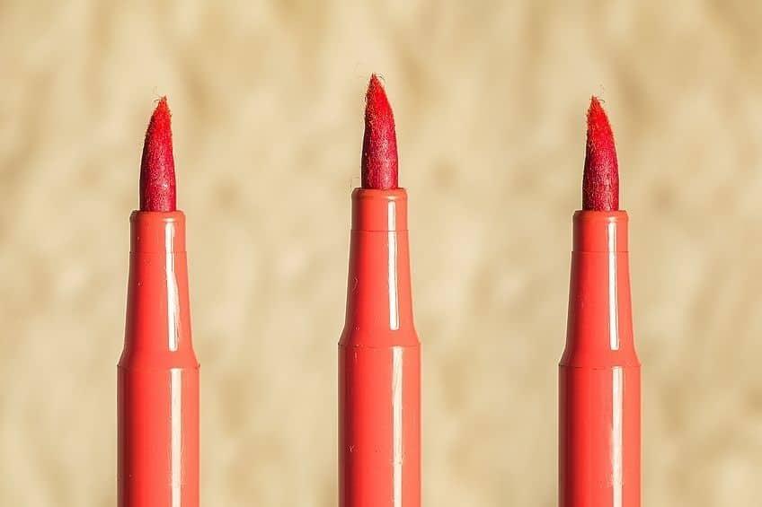 fabric paint pens