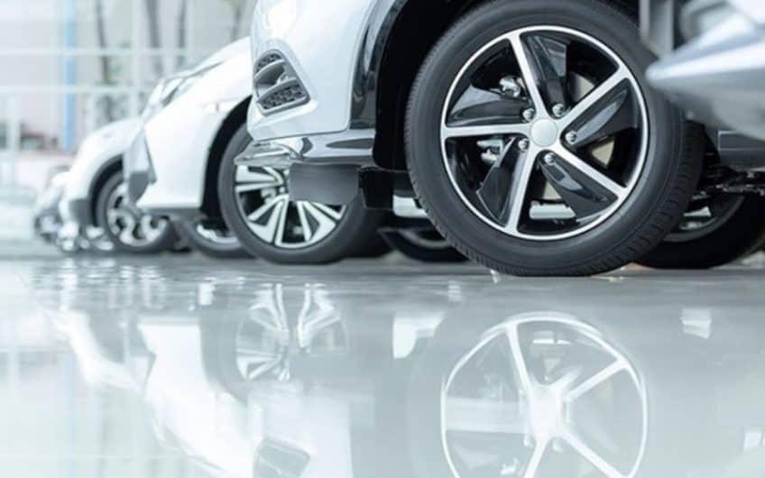 garage floor epoxy clear coat