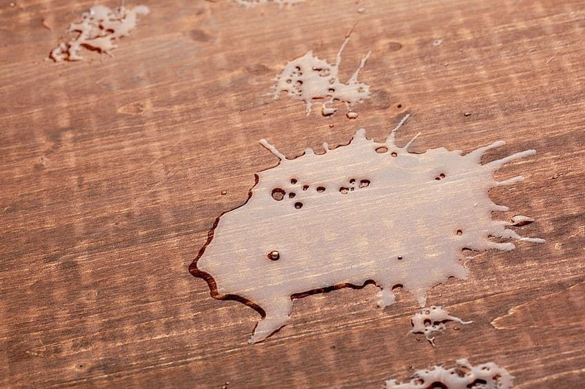 how to remove wood glue from wood