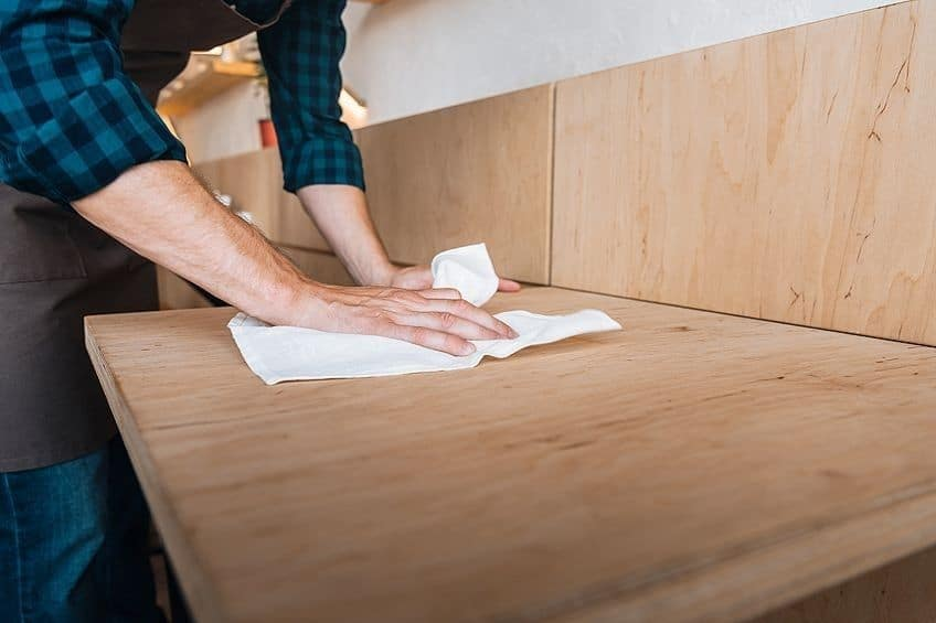 how to remove wood glue guide