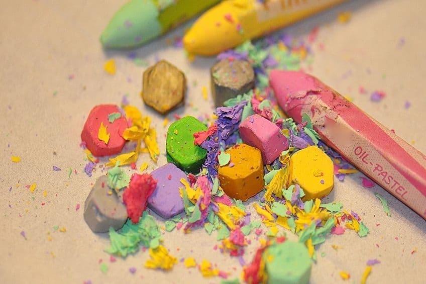 soft pastels vs oil pastels