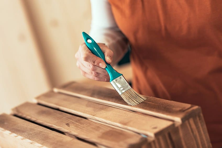 lacquer paint for wood