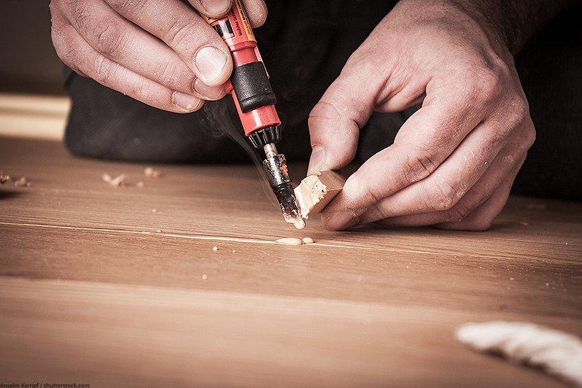 resin wood filler