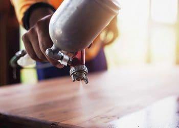 spray varnish for wood