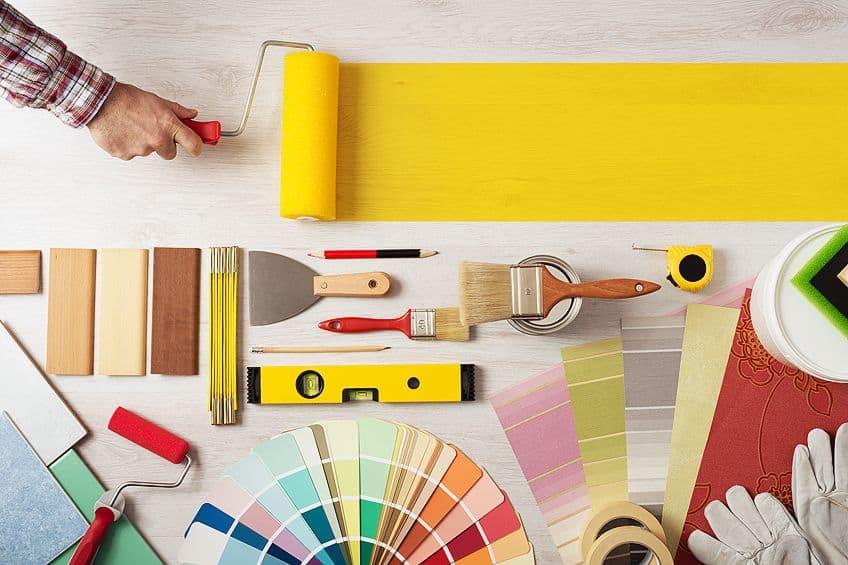 Wood Paint Tools