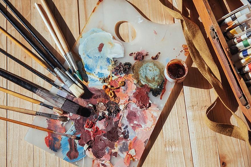 painting medium