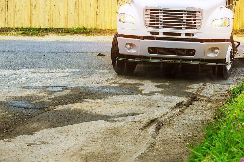 Acrylic Concrete Sealer Remover