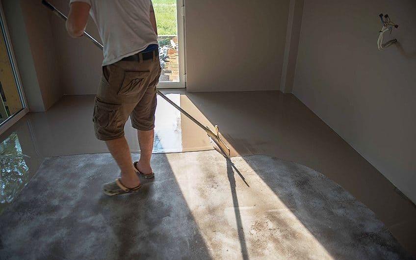 Best Polyurea Garage Floor Coating