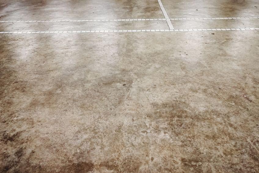 Concrete Sealer Stripping