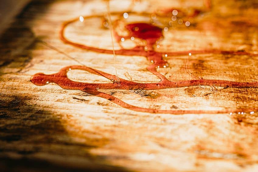 Food-Grade Wood Sealer