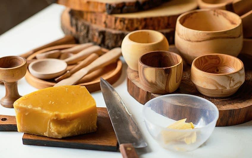 Food-Safe Wood Finish