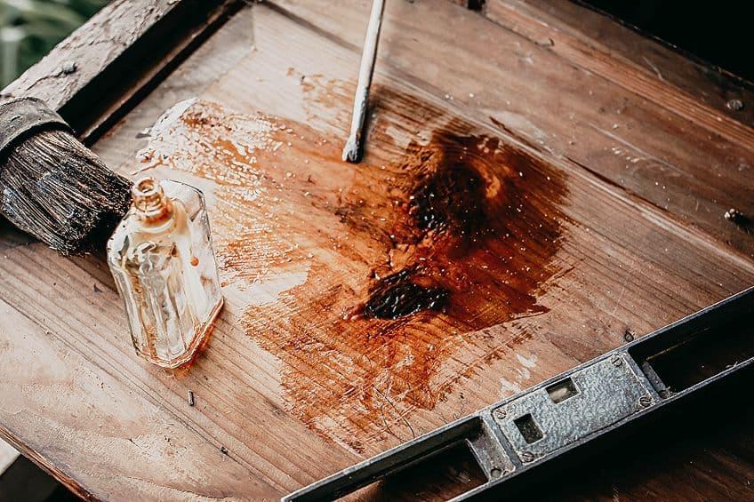 Food-Safe Wood Sealer