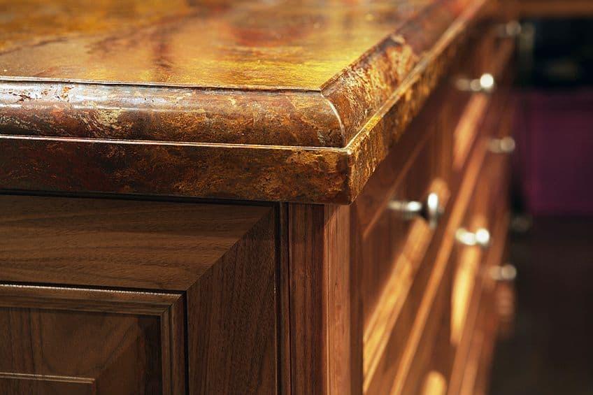 Granite in Need of Countertop Sealer