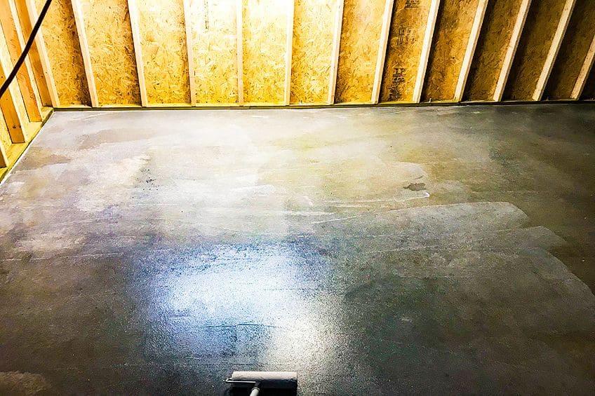 How to Acid Etch Concrete-Floors