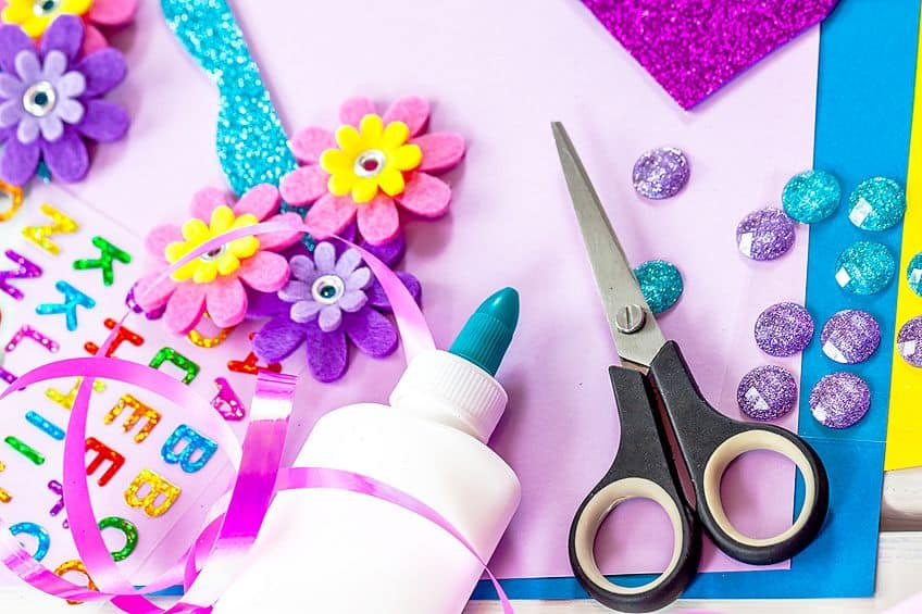 Paper Adhesive for Scrapbooking