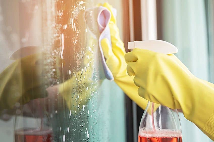 Super Glue Remover from Glass