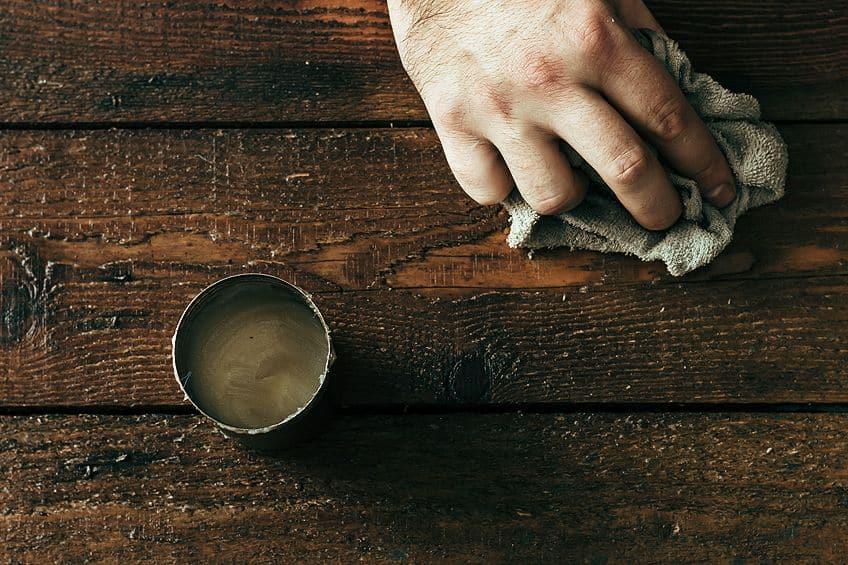 Wax Food-Safe Wood Sealer