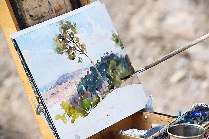 Basic Oil Painting Techniques