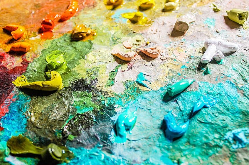 Difference Between Acrylic and Oil Paint