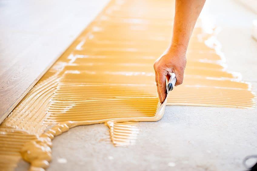 Glue for Vinyl Flooring