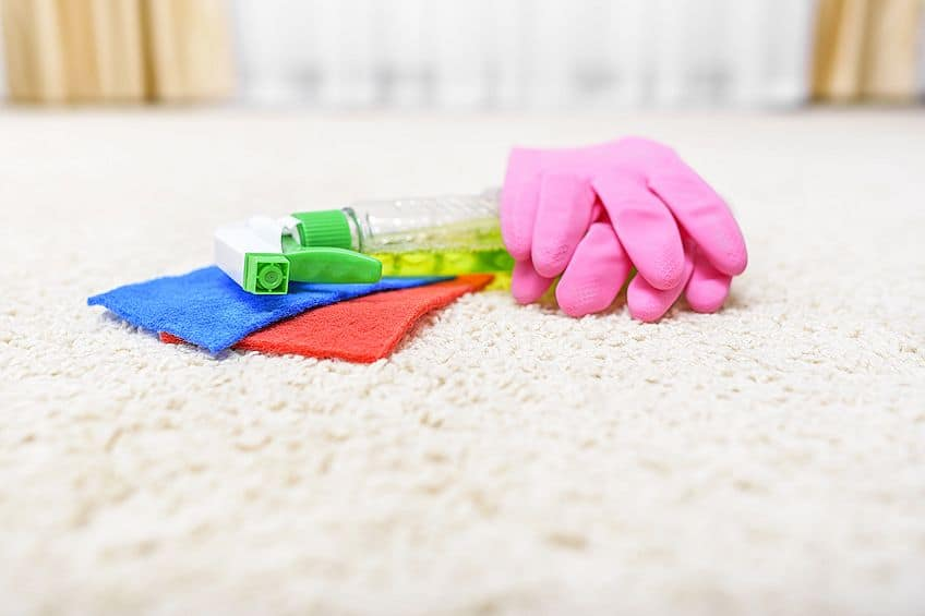 How to Get Dried Glue Out of Carpet