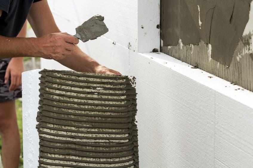 How to Glue Styrofoam Pieces