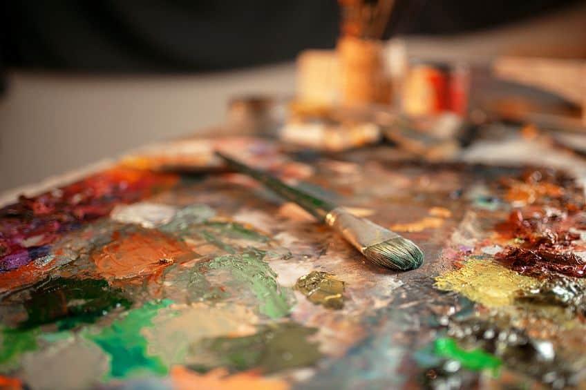 Oil Paint Tools