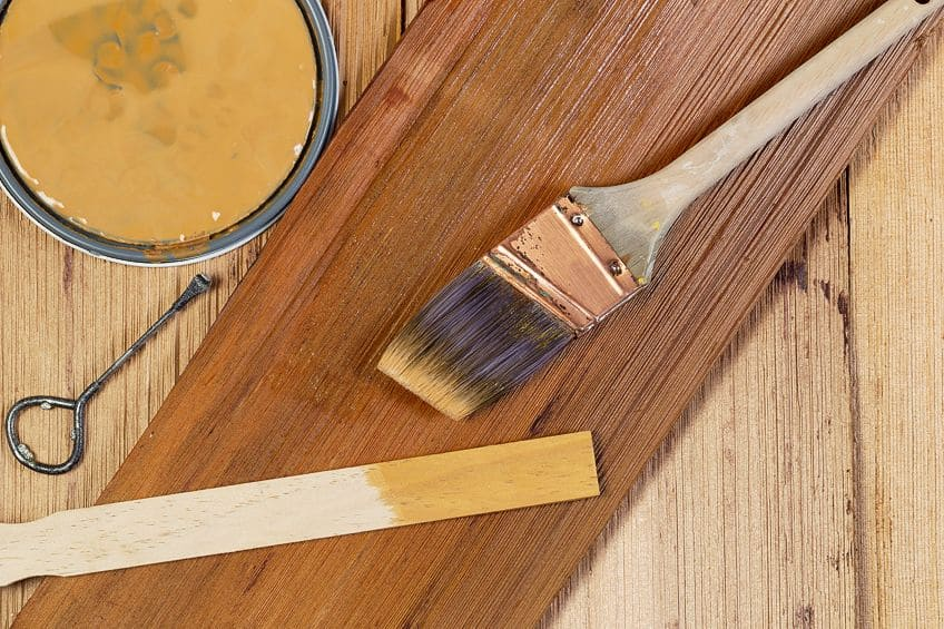 Types of Wood Stain on Skin