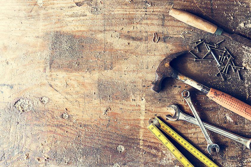 Wood Distressing Techniques