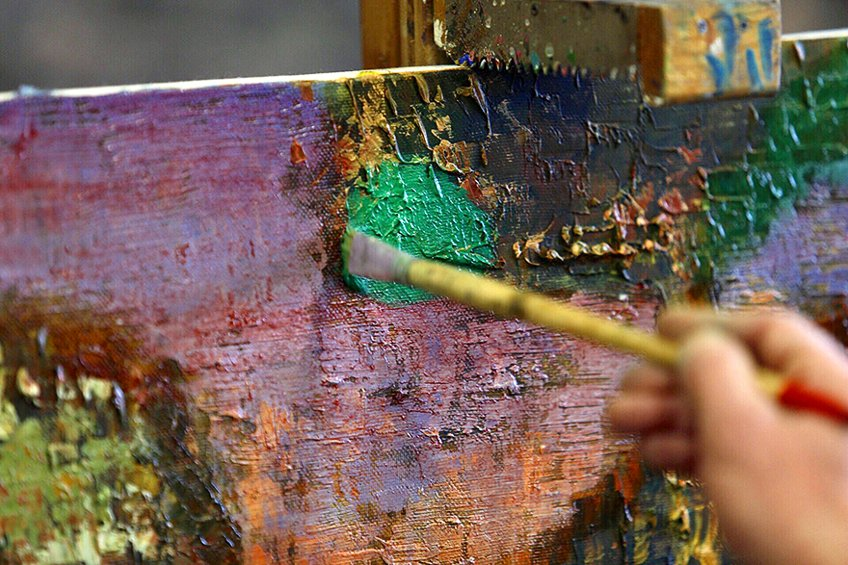 How to Make Oil Paint Dry Faster